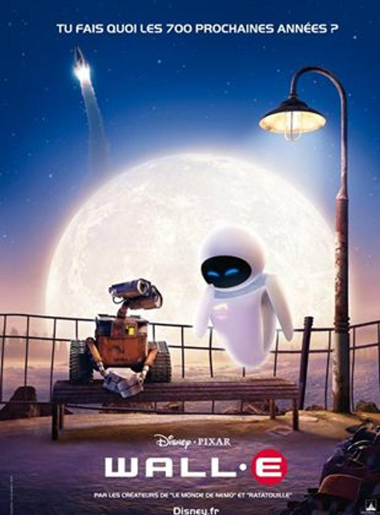 Wall-E / Réalisateur et scénariste : Andrew Stanton   Stanton, Andrew (1965-....). Réalisateur. Scénariste