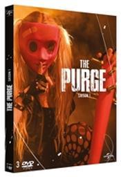 The Purge. Saison 1 / créée par James DeMonaco   DeMonaco, James (1969 - ...) - réalisatzeur, scénariste, producteur. Concepteur. Showrunner