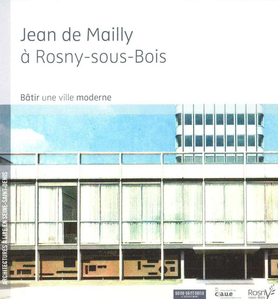 Jean de Mailly à Rosny-sous-Bois   