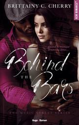 Behind the bars / écrit par Brittainy C. Cherry | Cherry, Brittainy C.. Auteur