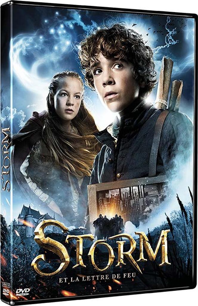 Storm et la lettre de feu / Réalisateur: Dennis Bots |