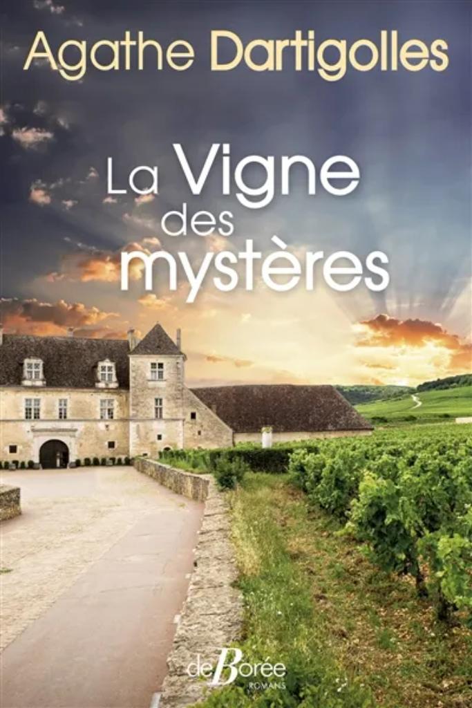 La vigne des mystères / Agathe Dartigolles  