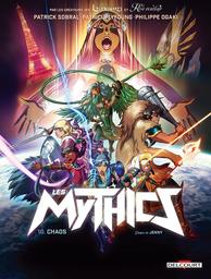 Les Mythics . 10, Chaos / Jenny | Jenny (1979) - Illustrateur. Dessinateur