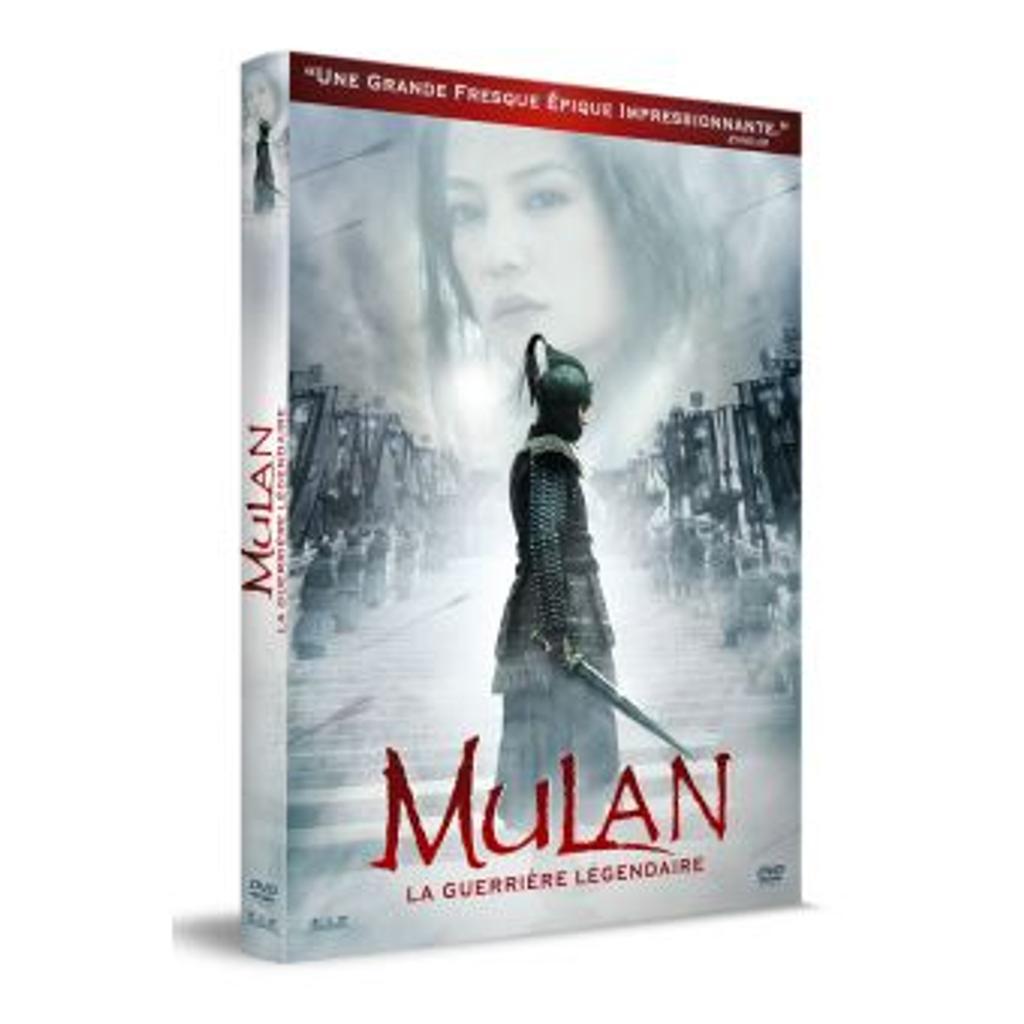 Mulan : la guerrière légendaire / Réalisateur : Jingle Ma  