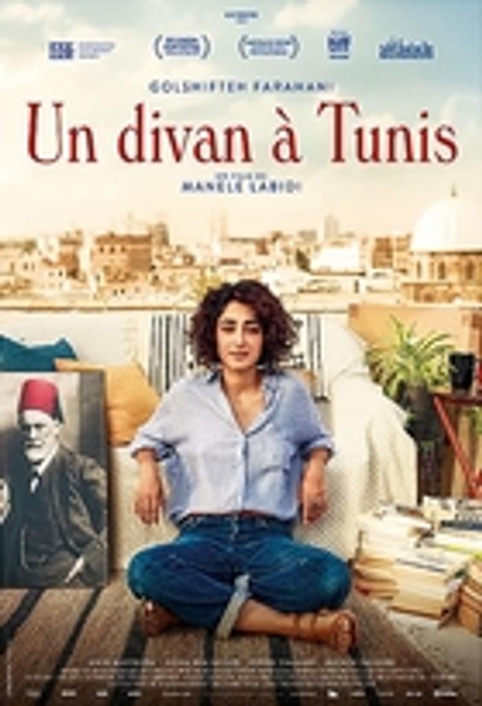 Un divan à Tunis / réalisé et scénarisé par Manele Labidi | Labidi, Manele (1982-...). Réalisateur. Scénariste