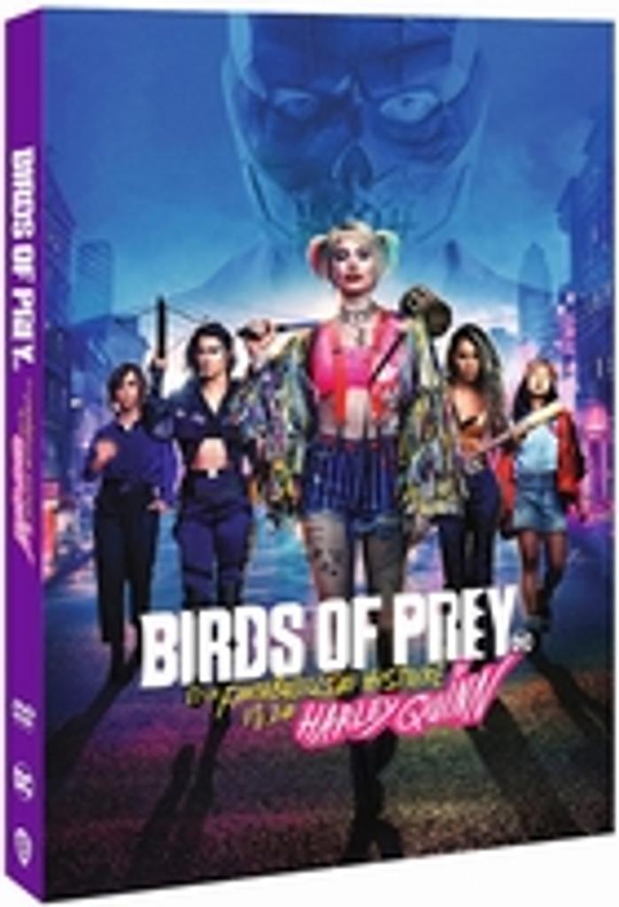 Birds of prey et la fantabuleuse histoire de Harley Quinn / Réalisé par Cathy Yan | Yan , Cathy (1986 - ....) - réalisatrice