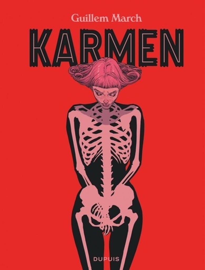 Karmen / dessins et scénario de Guillem March  