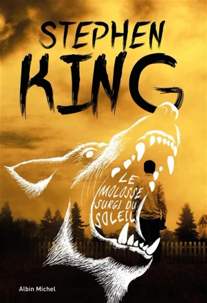 Le molosse surgi du soleil / Stephen King  