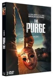 The Purge . Saison 2 / créée par James DeMonaco   DeMonaco, James (1969 - ...) - réalisatzeur, scénariste, producteur. Showrunner