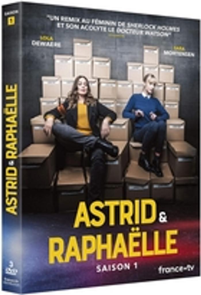 Astrid et Raphaëlle . Saison 1 / Série créée par : Alexandre De Seguins et Laurent Burtin |