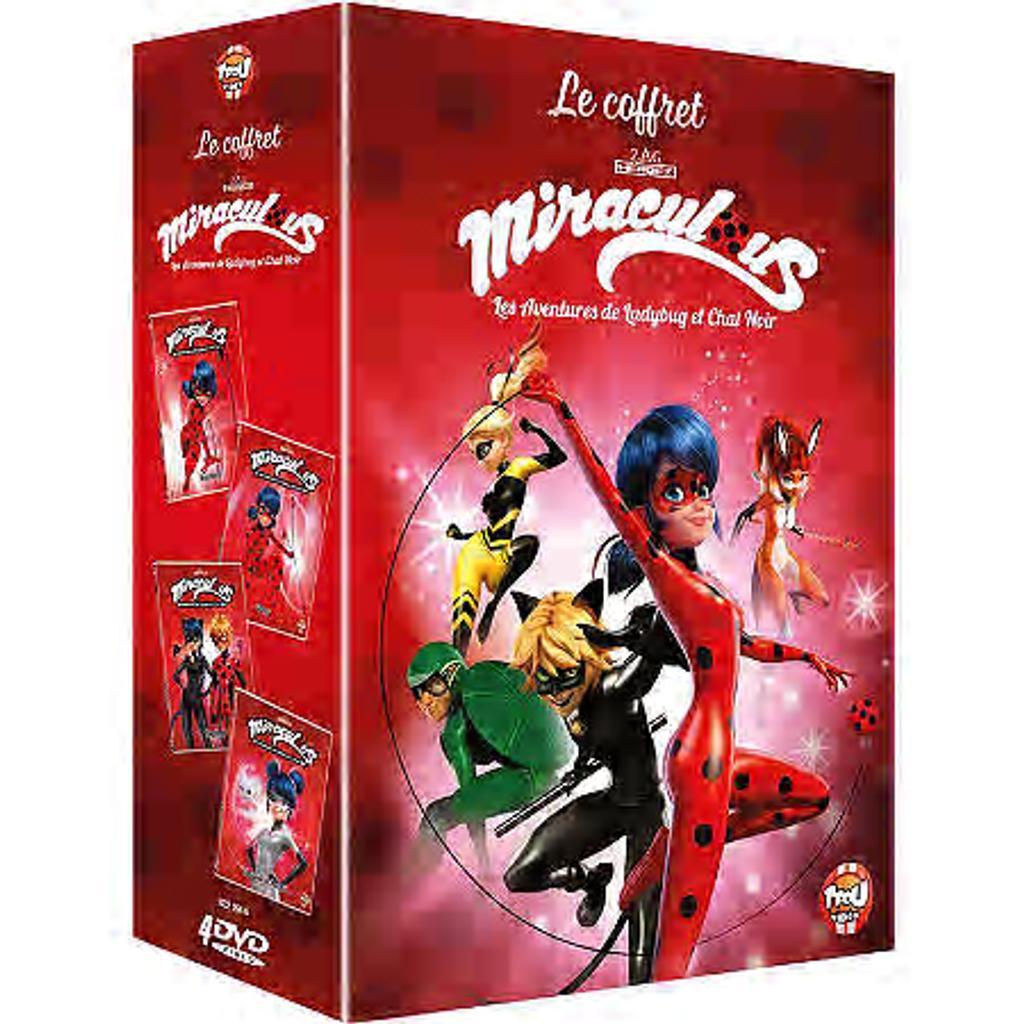 Miraculous, les aventures de LadyBug et Chat Noir : Poupéflekta / Tomas Astruc, réal.  |
