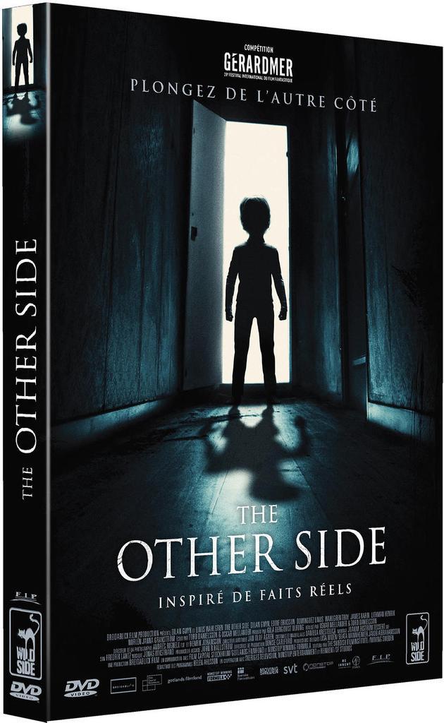 The other side / réalisé par Tord Danielsson, Oskar Mellander |