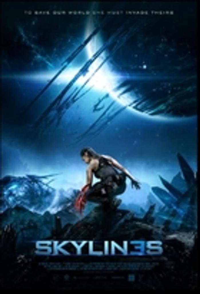 Skylines / réalisé par Liam O'Donnell |