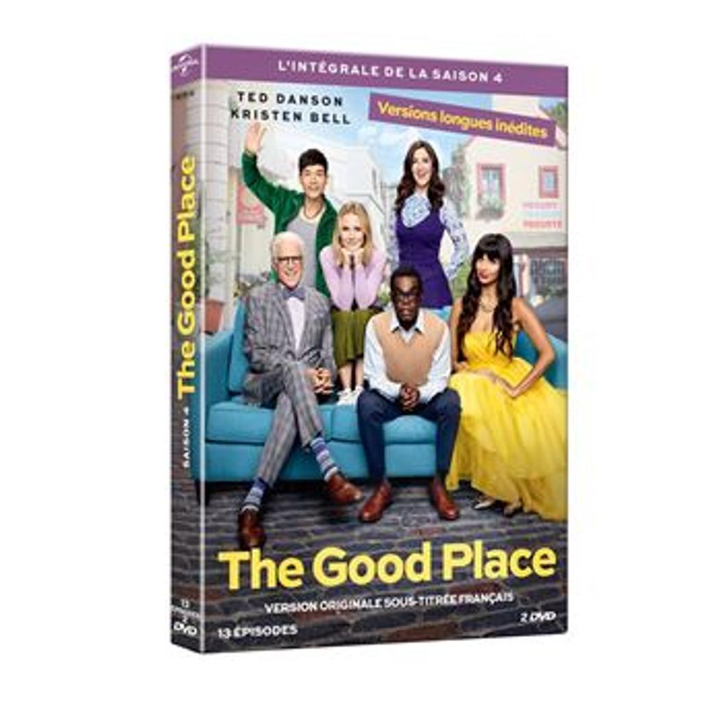 The good place . Saison 4 / Créée par Michael Schur |