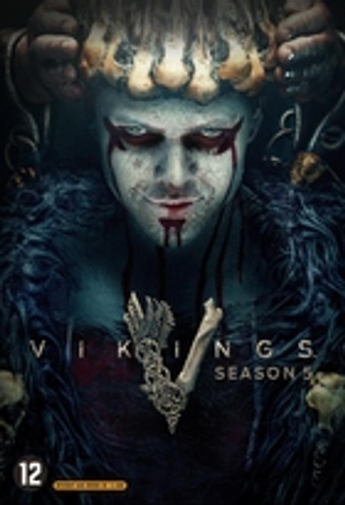 Vikings. Saison 5 / créée par Michael Hirst |