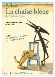 La Chaise Bleue |