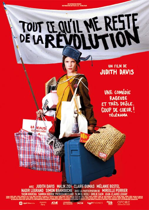 Tout ce qu'il me reste de la révolution de Judith Davis (Cycle filmer le territoire 3/3) |
